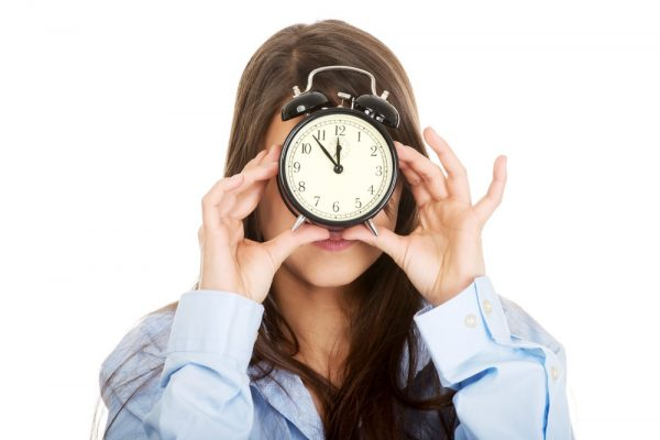 cluster headaches often correlate with a women's biological clock
